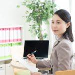 オフィスワークの女性35