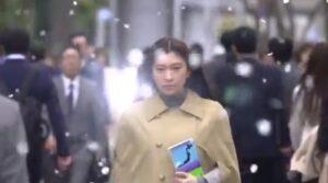 日本へ帰国した大前春子